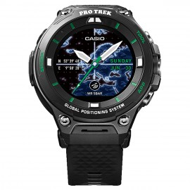 Casio Smart Outdoor Watch GPS WSD-F20X-BKAAE Pro Trek Smart
