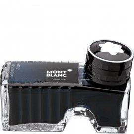 Montblanc Boccetta d'inchiostro Midnight Blue nero blu 60 ml 109204