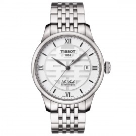 Tissot Orologio Uomo Le Locle Automatic Double Happiness T41.1.833.50