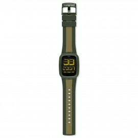Swatch Touch Olive & Light Green SURG101D