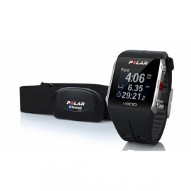 Polar V800 Black con Fascia Cradio