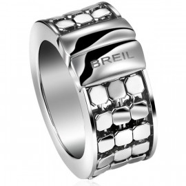 Ring Breil Steel Silk TJ1356