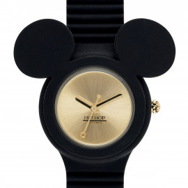 Hip Hop Mickey Iconic Black HWU0917