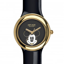 Hip Hop Mickey Metal Black HWU0919