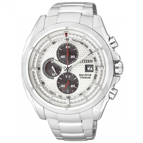 Citizen Super Titanium Crono 0550 CA0550-52A
