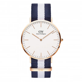 Daniel Wellington Classic Glasgow 40mm Rose Gold DW00100004