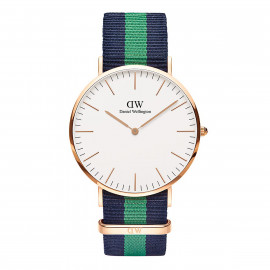 Daniel Wellington Classic Warwick 40mm Rose Gold DW00100005