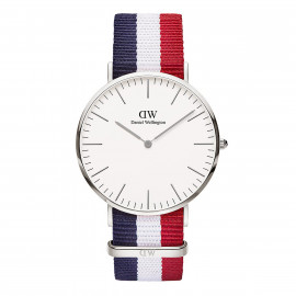 Daniel Wellington Classic Cambridge 40mm Silver DW00100017