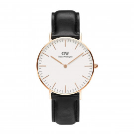 Daniel Wellington Orologio Classic Sheffield 36 Rose Gold DW00100036