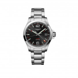 LONGINES Conquest V.H.P. GMT L3.718.4.56.6