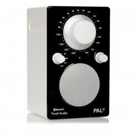Tivoli PAL Bluetooth white black