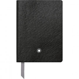Montblanc Blocco note 145 nero, a righe 113295