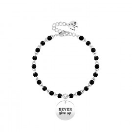 Kidult Bracciale NEVER GIVE UP TENACIA 731852