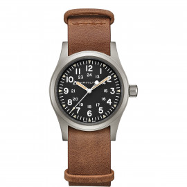 Hamilton H69439531 Khaki Field Mechanical