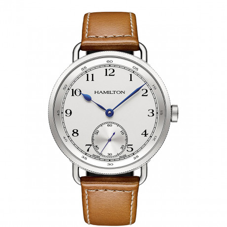 Hamilton H78719553 Khaki Navy Pioneer Mechanical