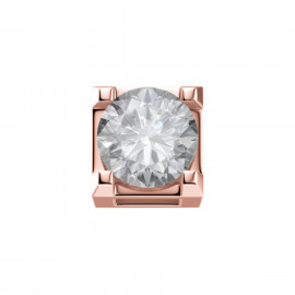 Elements Griffe Oro rosa con Diamante DCHF3304.005