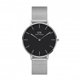Daniel Wellington Orologio Petite Sterling 36 Black DW00100304