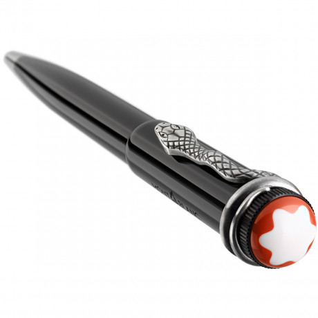 Montblanc Penna a Sfera Heritage Collection Rouge et Noir Edizione Speciale 114724