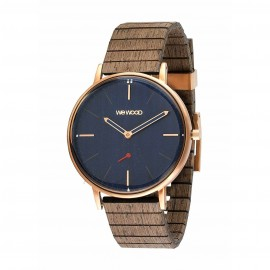 WeWood Albacore Rose Gold Blue Apricot 70370010000