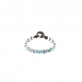 UNOde50 Bracciale Magic Touch PUL2038AZUMTL0M