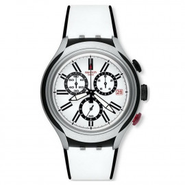 Swatch Watch Black Wheel YYS4005