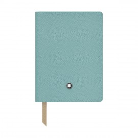 Montblanc Blocco note 145 menta, a righe